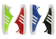 Adidas 2012 Yaz Beachstar Plaj Ayakkabı Modelleri