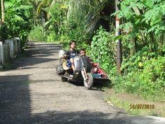 Scooter Indonesië 3