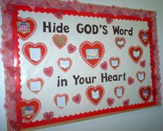 valentine ideas for church bulletin boards - Yahoo Image Search Results . valentine ideas for church bulletin boards – Yahoo Image Search Results Decorations Bible Bulletin Boards, February Bulletin Boards, Office Bulletin Boards, Valentines Day Bulletin Board, Christian Bulletin Boards, Winter Bulletin Boards, Christian Classroom, Christian School, Sunday School Rooms