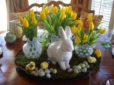 Pretty Easter Display