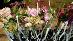 Flower arrangement ~ Olivier Seghin