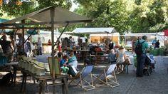 Wochenmarkt Tiergarten, Markt, jeden Freitag 12 - 18:30 Uhr