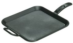 Lodge Pro-Logic P12SG3 Square Griddle, 12-inch - Kerlin's Western and Work Wear