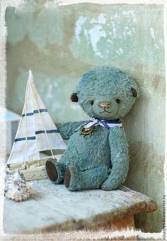 Мишки Тедди ручной работы: Тёмчик. Handmade.