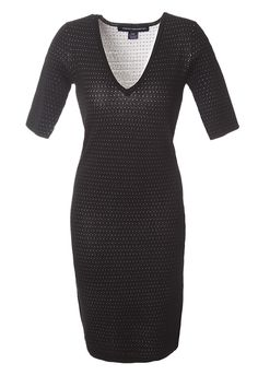Reversible Danni Knit Dress - French Connection