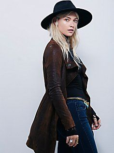 Leather Jackets & Suede Jackets at Free People