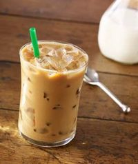 Starbucks Iced White Chocolate Mocha