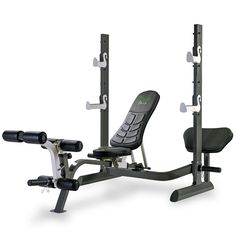 Crosstrainer Tunturi Pure Kraft Weight Bench Fitness & Jogging