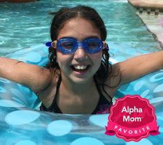 Aqua Sphere Moby Kids & 5 Other Pairs of Kids' Swim Goggles We Swear Won't Leak