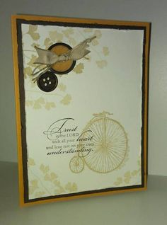 Trust Feeling Sentimental by Kristie O'Keeffe - Cards and Paper Crafts at Splitcoaststampers