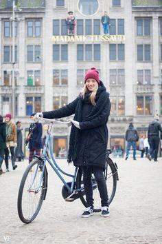 amsterdam street style winter - Google Search