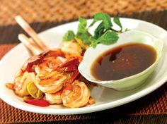 Roy's Fried Garlic Marinade for Shrimp