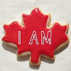 Biscuits fête du Canada / Canada Day cookies #CanadaDay Canada Day 150, Happy Canada Day, Visit Canada, O Canada, Iced Cookies, Cupcake Cookies, Sugar Cookies, Cupcakes, Canada Day Party