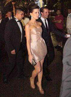 Kate Beckinsale at the 63rd Annual Cannes Film Festival on the 'Robin Hood' After Show Party