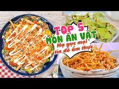 (474) Top 5 Món Ăn Vặt Hạ Gục Mọi Tín Đồ Ẩm Thực | Feedy Món Ăn Ngon - YouTube