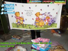 Handuk Anak Gull Baby Motif Lucu 60x120 Cm WA/Telp 085226021075 BBM 5C771020  #HandukAnak #HargaAnak #desainundanganPernikahan #undanganPernikahan