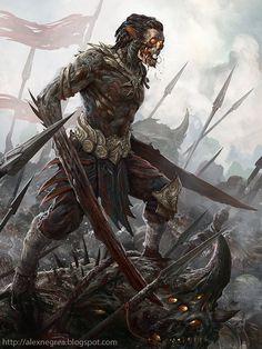 Legend of Cryptids by alexnegrea.deviantart.com on @deviantART
