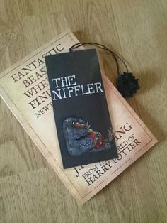 Niffler bookmark by THfreaken.deviantart.com on @DeviantArt