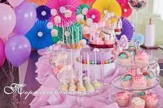 сладкий стол на детский день рождения: 17 тыс изображений найдено в Яндекс.Картинках