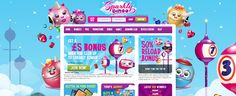 PLAY NOW at Sparkly Bingo and instantly receive £5 FREE cash with no deposit…