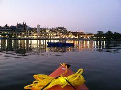 Kayaking on the Potomac!