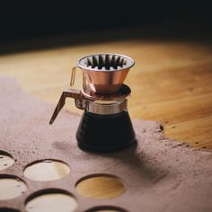 Coaster Making - #kalita #madeintsubame #kalita185 #coffeedripper #hario #specialtycoffee #coffee #dailyrituals #coffeeshots #sipsofcoffee #boston #somerville #alternativebrewing #allthatiscoffee #coffeenart #coffeeandconvos #baristadaily #masfotokopi #mbakfotokopi #cafelife #anakkopi #coffeeprops http://ift.tt/20b7VYo