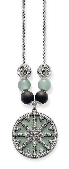 A beautiful necklace from the Thomas Sabo Karma Collection  LoveThomasSabo Thomas  Sabo b9541d455b15b