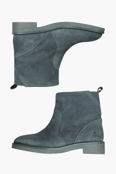 Seasalt boots are the best around! The Garrison boot is a nubuck leather ankle boot in lovely colours with a chunky sole. Free delivery and returns!