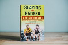 Isadore Apparel - Slaying the Badger - Greg LeMond, 'L'Americain': fresh-faced, prodigious newcomer. This is supposed to be his year. Fresh Face, Badger, My Passion, Slay, Cool T Shirts, Cycling, Bicycle, Tours, Memories