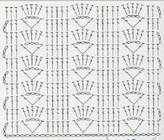 300 best crochet diagrams images on pinterest crochet patterns rh pinterest com crochet patterns diagrams free crochet shawl patterns with diagrams