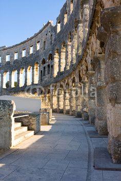 Amfiteatre de Pula, Croàcia
