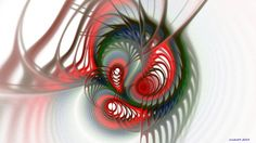 the face; of Halloween's past by cricke49 Fractal Seasonal/Holiday