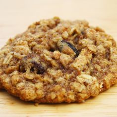 Oatmeal Raisin Cookies Recipe from The Just Desserts Kitchen