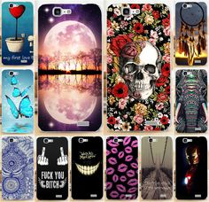 Top Selling Painted Cases For Huawei P7  Phone Case skull  iron Man elephant  moblie  phone case  back cover skin shell #Affiliate