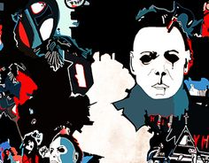 """Check out new work on my @Behance portfolio: """"The odd 1987"""" http://be.net/gallery/46935321/The-odd-1987"""