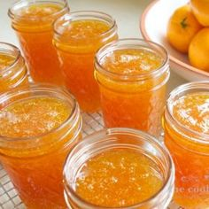 Really Simple Mandarin Marmalade - The Cooks Room Jam Recipes, Canning Recipes, Lemon Recipes, Recipies, Canning 101, Fruit Recipes, Pork Recipes, Bread Recipes, Yummy Recipes