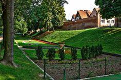Chełmno - Park miejski  Blog-Foto.pl (6276) : Najbardziej znany park miejski w Chełmnie – Nowe Planty ...