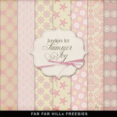 Sunday's Guest Freebies ~ Far Far Hill ⊱✿-✿⊰ Join 4,300 others  follow the Free Digital Scrapbook board for daily freebies. Visit GrannyEnchanted.Com for thousands of digital scrapbook freebies. ⊱✿-✿⊰