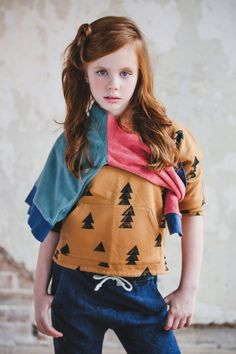 How lovely is the new winter 2015 – 2016 collection from Bobo Choses!? This collection takes us on a magical outdoor adventure, titled 'The Unknown Mountain Journey' and is inspired by outdoor life, nature and woodland walks. www.lesenfantsaparis.com/bobo-choses-winter-2015-2016 Photo credits LillyK. Photography