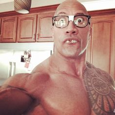 """Pin for Later: 17 Times Dwayne Johnson Made You Laugh So Hard, You Almost Cried When He Brought """"Shekshee"""" Back"""