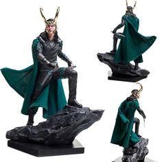 FIGURA LOKI MARVEL THOR AVENGERS LOKI FIGURE NENDOROID #866 Figurine