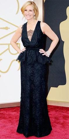 Oscars 2014 Red Carpet Arrivals | InStyle.com