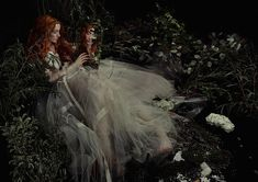 Magical (fashion) editorial photography by Ekaterina Belinskaya