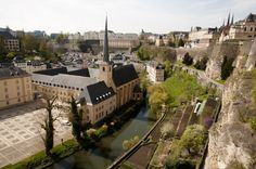N°14 : Le Luxembourg