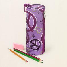 The Children's Place - peace pencil case
