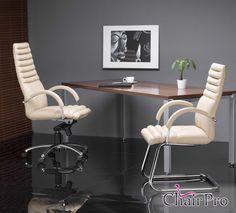 В ChairPro ще откриете голямо разнообразие от столове за офиса - мениждърски, ергономични, работни и посетителски, столове за дома - детски и трапезни.