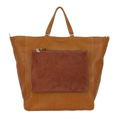 Thinking this Claire Vivier Gosee tote would make a great diaper bag. Weekend Wear, Black Suede, Diaper Bag, Style Inspiration, Pocket, Tote Bag, Design Design, Claire, Rust