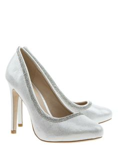 Partyschuhe Kyra Nina Fiarucci Jewel Collection | evet ich