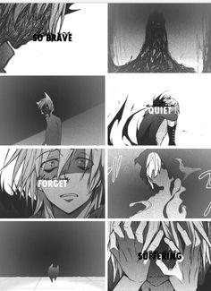 Immagine di anime, quote, and manga