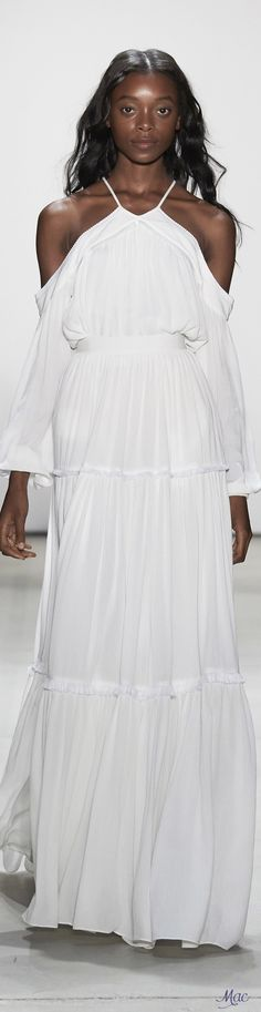 Spring 2017 Ready-to-Wear Erin Fetherston